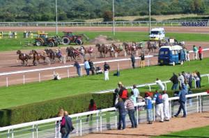 Courses Hippodrome Lisieux Calvados Normandie
