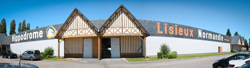 bienvenue Hippodrome Lisieux Normandie