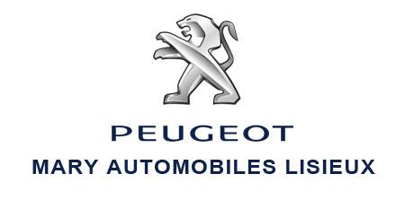 Peugeot MARY AUTOMOBILES LISIEUX