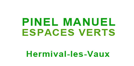 Pinel Manuel espaces verts hermival calvados