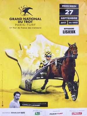 grand national du trot, 2017, hippodrome, loisirs, lisieux