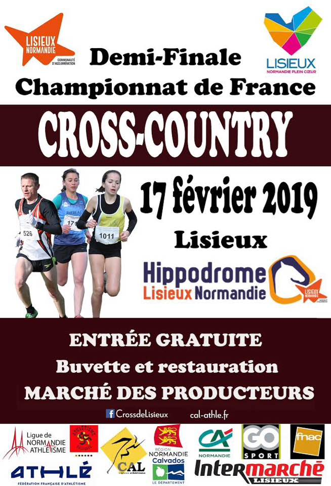 cross country hippodrome lisieux normandie