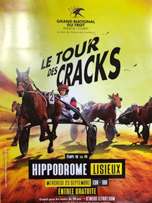 grand national du trot, 2020, hippodrome, loisirs, lisieux